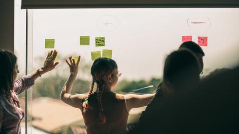 La colaboración y la empatía marcaron este espacio creativo.